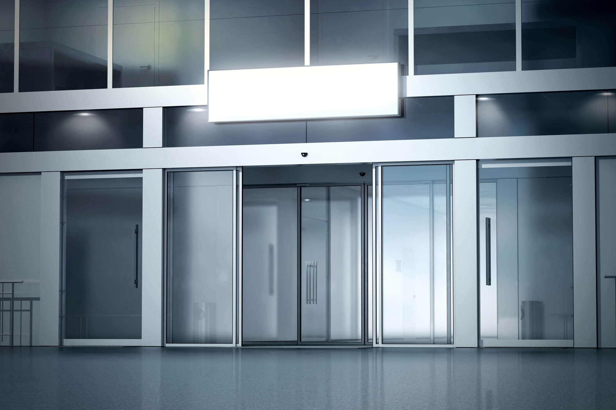 Commercial glass doors sp glass solutions for Commercial entry doors