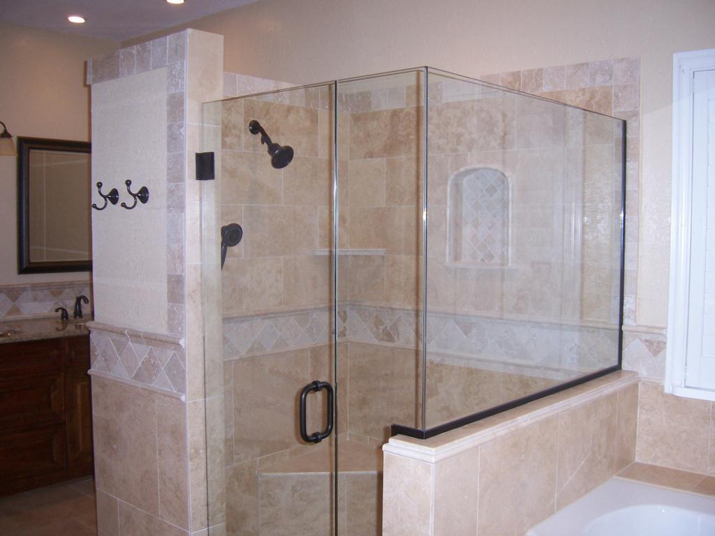 Shower Enclosures – SP Glass Solutions