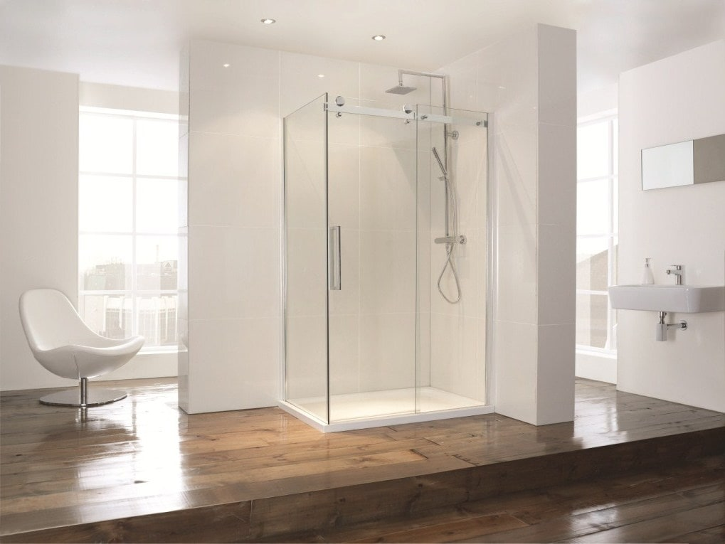 Shower Enclosures Sp Glass Solutions Glass Mirror In Chicago